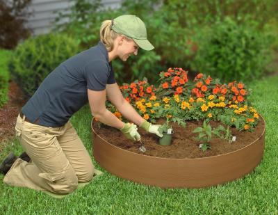 C mo hacer un jard n en casa area verde - Como tener un jardin en casa ...